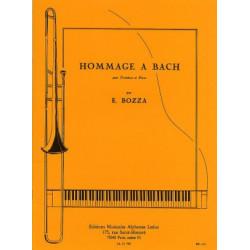 Hommage a Bach. E.Bozza
