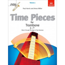 Time pieces for Trombone 3-5
