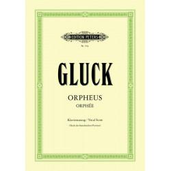 Orpheus. Gluck