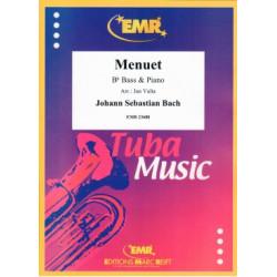 Menuet. Johann Sebastian Bach