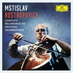 MSTISLAV ROSTROPOVICH Complete Recordings on Deutsche Grammophon