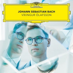 JOHANN SEBASTIAN BACH Solo Piano Works Víkingur Ólafsson