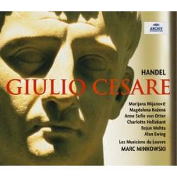 GEORGE FRIDERIC HANDEL Giulio Cesare
