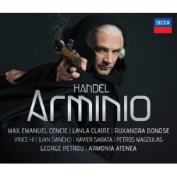 GEORGE FRIDERIC HANDEL Arminio