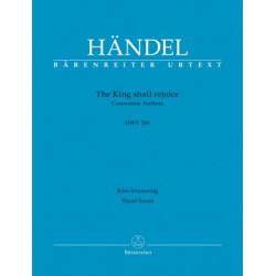 Händel, Georg Friedrich: The King shall rejoice HWV 260