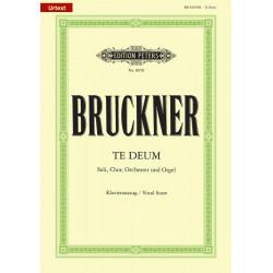 Bruckner: Te Deum