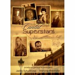 Cantat Superstars : przeboje gwiazd : na głos solowy i chór mieszany a cappella