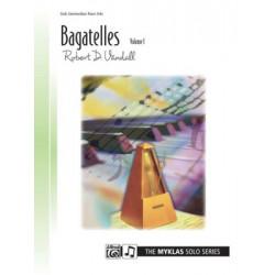 Robert D. Vandall: Bagatelles, Volume 1