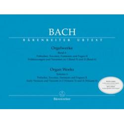Organ Works 6. J.S.Bach