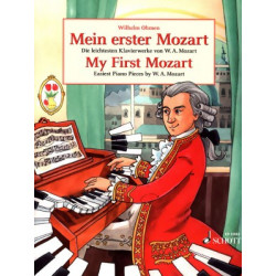 Mozart, W A: My First Mozart