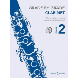 Clarinet. Grade  by Grade 2