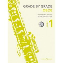 Oboe. Grade By Grade 1