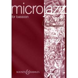 Norton, C: Microjazz for Bassoon