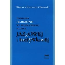 Pub      Wojciech Kazimierz Olszewski  Podstawy harmonii we współczesnej muzyce jazzowej i rozrywkowej