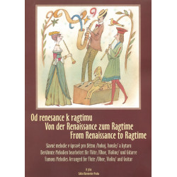 From Renaissance to Ragtime