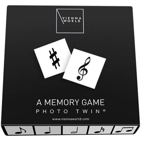 Gra memory - muzyczne symbole