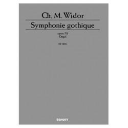 Widor, C: Symphonie gothique op. 70