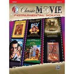 Classic Movie Instrumental Solos: Clarinet