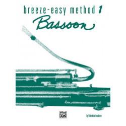 Breeze-Easy Method for Bassoon 1
