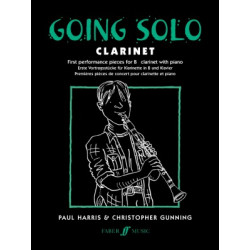 Going Solo (clarinet and piano)