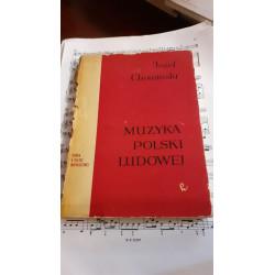 Muzyka Polski Ludowej. J.Chomiński