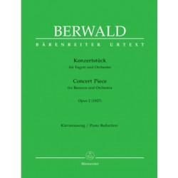 Konzertstuck .Berwald