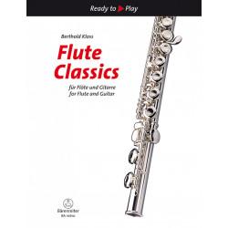 Kloss: Flute Classics for Flute and Guitar