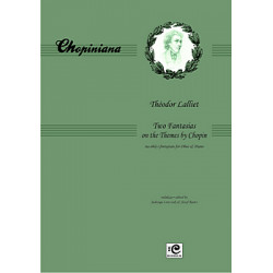 Two Fantasias on the Themes by Chopin. T.Lalliet