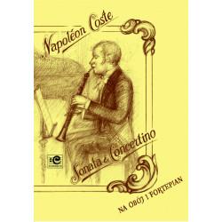 Sonata & Concertino. Napoleon Coste
