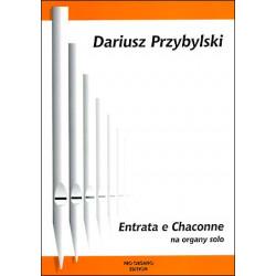 Entrata e chaconne na organy solo Dariusz Przybylski