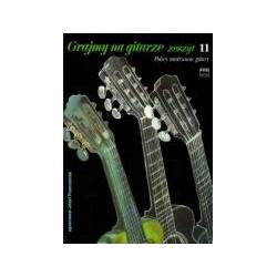 J. Powroźniak  Grajmy na gitarze 11 Polscy mistrzowie gitary