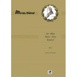 Mozart na gitarę vol. 2