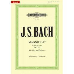 Bach, J.S: Magnificat BWV 243