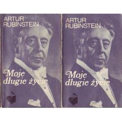 Moje długie życie. Artur Rubinstein