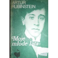 Moje  młode lata  Artur Rubinstein