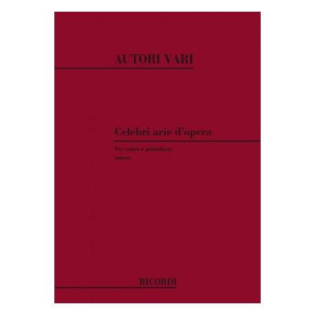 Celebri Arie d'Opera Vol.4: Per Tenore