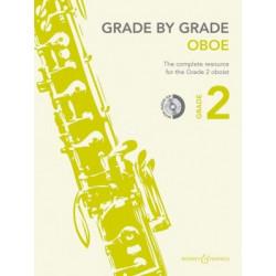 Oboe. Grade 2 The complete resource for the Grade 2 oboist
