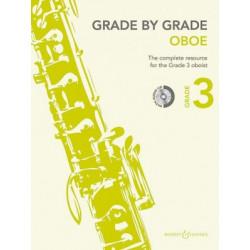 Oboe. Grade 3 The complete resource for the Grade 2 oboist