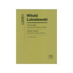Witold Lutosławski  Tryptyk Śląski