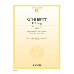 Schubert, F: Erlkönig op. 1 D 328