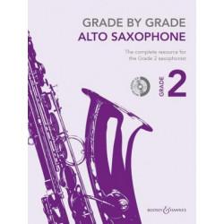 Grade by Grade - Alto Saxophone 2