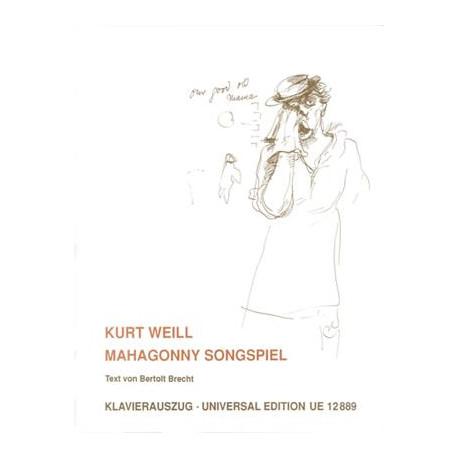 Mahagonny Songspiel, Kurt Weill, Bert Brecht