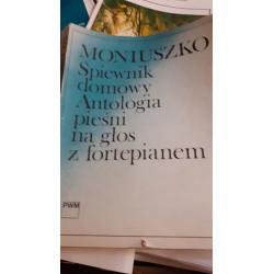 Moniuszko Śpiewnik domowy. Antologia