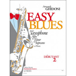 Easy Blues  A.Ghidoni