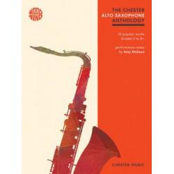 Alto Saxophone Anthology
