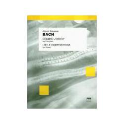 Drobne utwory. J.S.Bach