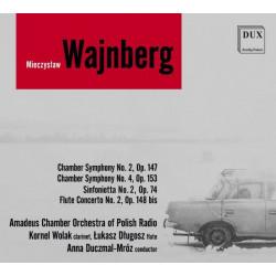 WAJNBERG • CHAMBER MUSIC