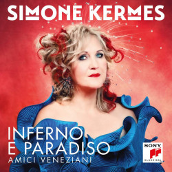 Inferno e Paradiso. Simone Kermes