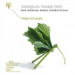 Collegium Vocale Gent: 50th Anniversary   , Philippe Herreweghe