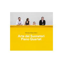 Warszawski Salon Muzyczny. Arte dei Suonatori Piano Quartet